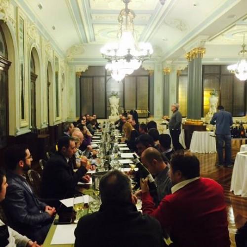 Cata Vinos Españoles (19 enero)
