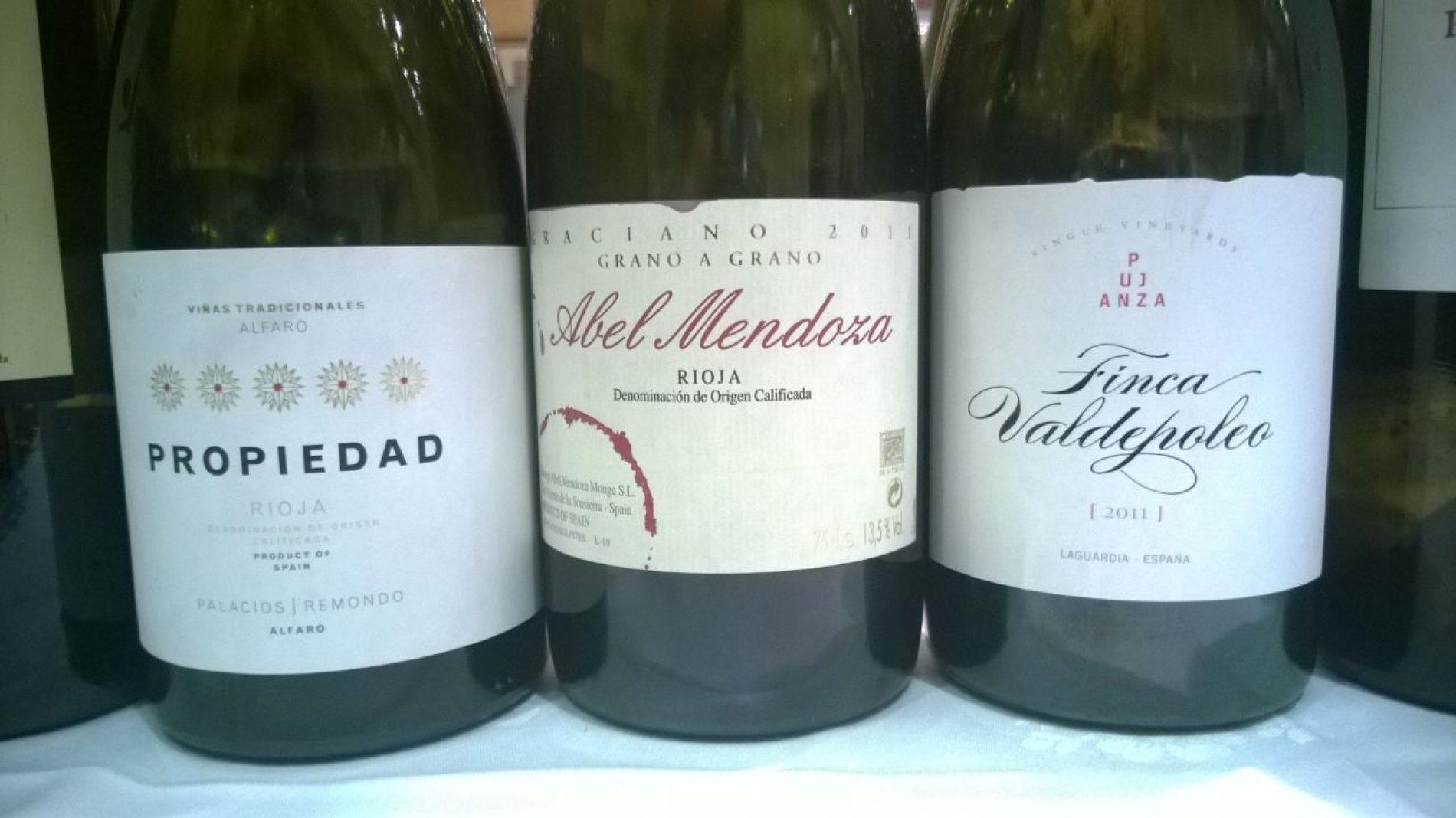 Cata Rioja y sus zonas