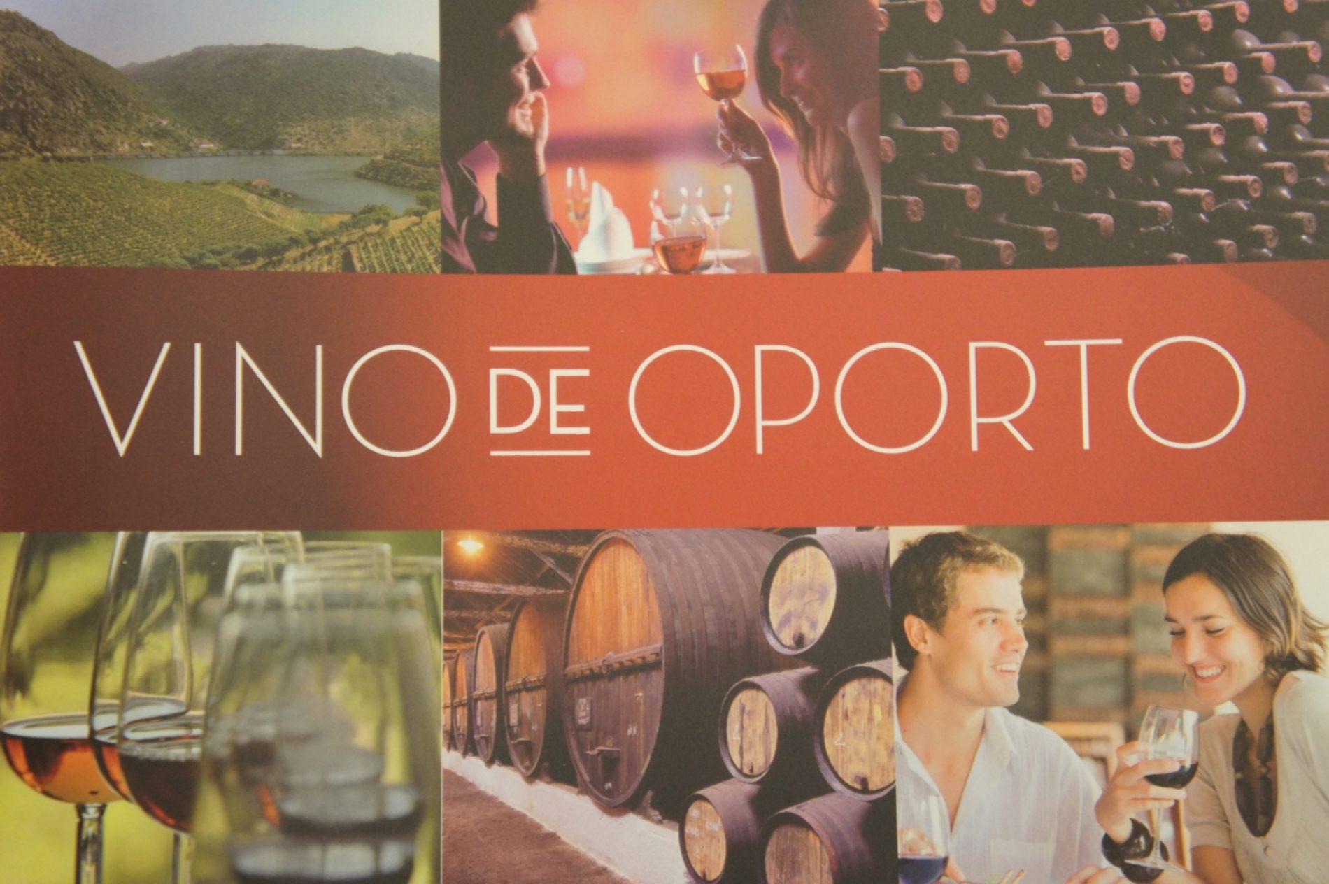 Cata de vinos de Oporto & Douro