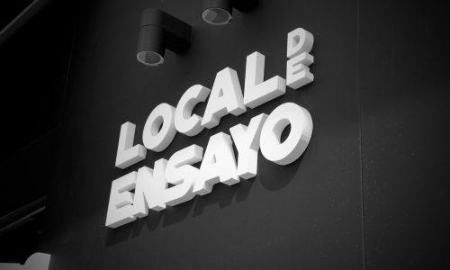 Almuerzo ASRM en el restaurante Local de Ensayo
