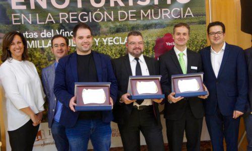 Fco Javier Saura, ganador del VII Concurso de Sumilleres de la Región de Murcia