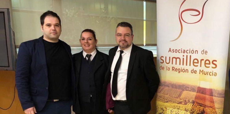 Javier Zapata el nuevo ganador del VIII Concurso de Sumilleres de la Región de Murcia