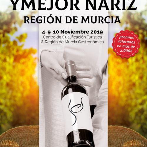 IX Concurso de Sumilleres & Mejor Nariz Región de Murcia
