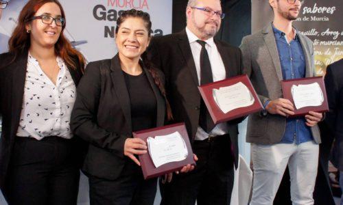 Ruth Rueda ganadora del IX Concurso de Sumilleres de la Región de Murcia