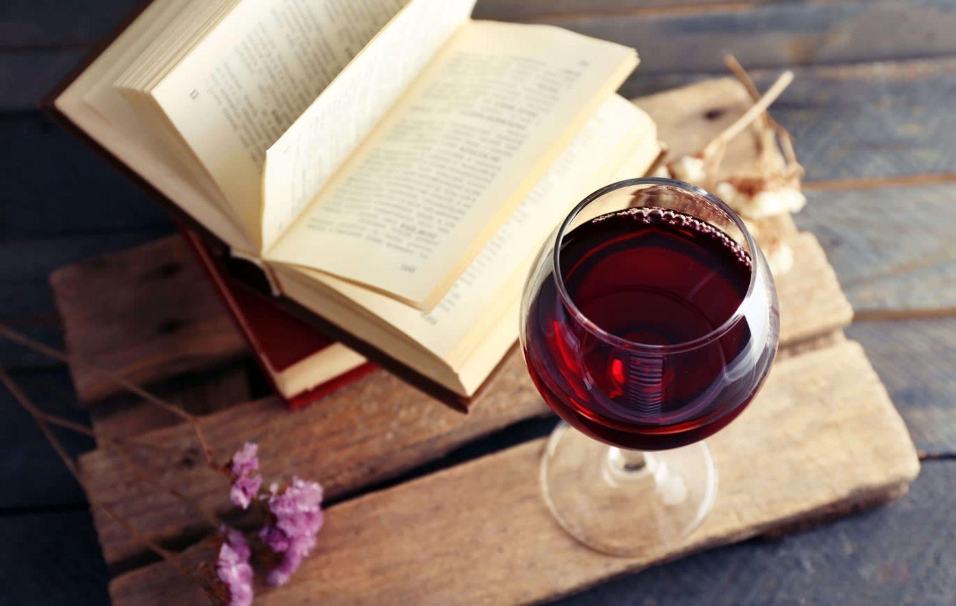Cata «Vinos y Literatura»